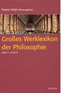 Großes Werklexikon der Philosophie