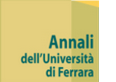Annali Università Ferrara