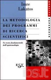 La metodologia dei programmi di ricerca scientifici
